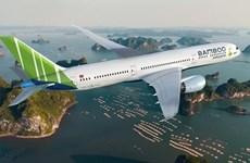 Bamboo Airways incrementará vuelos entre Hanoi y Ciudad Ho Chi Minh