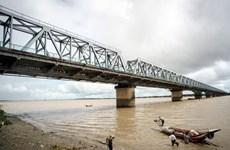 Empresa japonesa ejecuta proyecto de reconstrucción de puentes en Myanmar