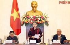 Comité Permanente de la Asamblea Nacional de Vietnam concluye su 42 reunión