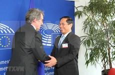 Presidente del PE apoya cooperación integral entre UE y Vietnam
