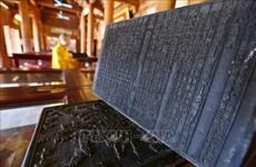 Pagoda Vinh Nghiem, recinto de patrimonio documental mundial