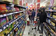 Aumentan ingresos por ventas minoristas y servicios en Ciudad Ho Chi Minh