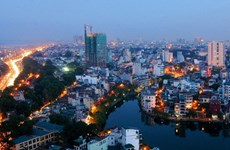 Arribo de turistas a Hanoi disminuyó en enero