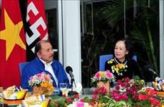 Vietnam es ejemplo para Nicaragua, afirma líder del FSLN