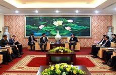 Intercambian Vietnam y Camboya experiencias en seguridad vial