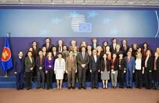 ASEAN y UE acuerdan potenciar la cooperación