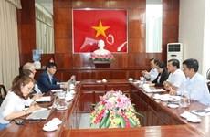 Cooperan ciudad vietnamita de Can Tho y ONU-Hábitat en temas de clima y energía