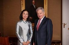 Vietnam concede constante importancia a relaciones con Finlandia, afirma embajadora