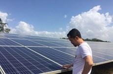 Vietnam en el camino de impulsar el desarrollo de energía solar