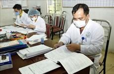 Ministerio vietnamita de Salud intensifica apoyo a provincia de Vinh Phuc en lucha contra el coronavirus