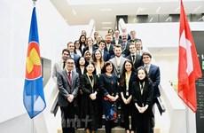 Destacan lazos de cooperación entre Vietnam y Suiza