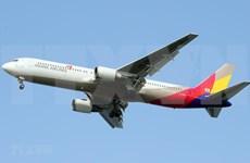 Asiana Airlines de Corea del Sur reduce operaciones de vuelo ante expansión de Covid- 19