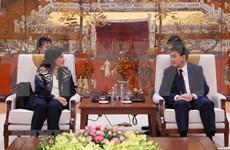 Hanoi reitera apoyo a actividades por el aniversario 60 de los lazos Vietnam-Cuba