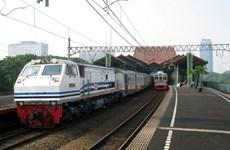 Indonesia construirá dos ferrocarriles en la isla de Java