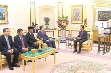 Proyectan Vietnam y Brunei impulsar cooperación en prevención de crímenes
