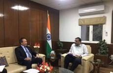 Acuerdan Vietnam e India ampliar vínculos comerciales