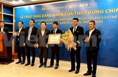 Reconoce Vietnam a personal de aviación que repatría a connacionales desde Wuhan