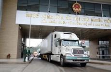 Aumentan exportación de productos agrícolas en puerta fronteriza en Lao Cai