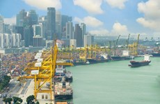 Singapur reduce pronóstico de crecimiento debido a propagación de COVID- 19