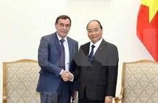 Elogia premier de Vietnam cooperación con Rusia en lucha anticorrupción