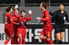 Vietnam y Australia se medirán en play off del fútbol femenino rumbo a Tokio 2020