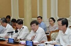 Ciudad Ho Chi Minh por adoptar medidas para impulsar producción industrial