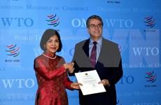 Ratifica Vietnam su estrecha cooperación con la OMC