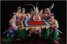 Actuaciones de teatro tradicional de Vietnam acaparan atención de audiencia india