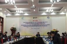 Debaten en Hanoi perfeccionamiento institucional para implementación de Acuerdo Transpacífico