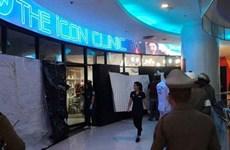 Tiroteo provoca un muerto en centro comercial de Bangkok