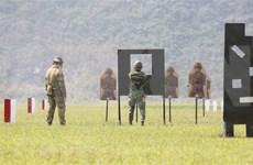 Vietnam y Australia completan curso de capacitación de tiro en Hanoi
