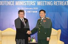 Inauguran en Hanoi reunión de ministros de Defensa de la ASEAN