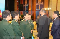 Destacan importancia de solidaridad interna de ASEAN para responder a impactos externos