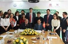Promueven cooperación tecnológica entre empresas de Vietnam y Corea del Sur