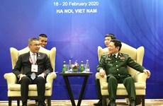 Vietnam y Tailandia impulsan cooperación en defensa
