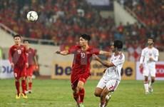Cancelan partido amistoso de fútbol entre Vietnam e Irak debido a COVID-19