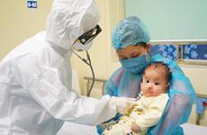 COVID-19: Curan con éxito a bebé de tres meses en Vietnam