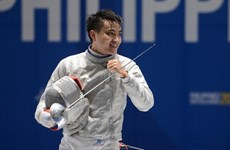 Esgrimista vietnamita busca puntos para Olímpicos en Copa Mundial en Polonia