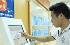 Registran más de 50 mil usuarios en portal nacional de servicios públicos de Vietnam