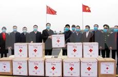 Provincia vietnamita apoya a su similar china en lucha contra COVID-19