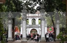 Hanoi da la bienvenida a cinco grupos de turistas japoneses