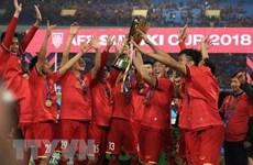 Vietnam mantiene primer puesto en fútbol del Sudeste Asiático