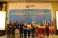 Sesiona en Vietnam Comisión Intergubernamental de Derechos Humanos de la ASEAN