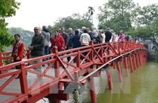 Muestra turismo de Hanoi señales de recuperación
