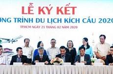 Empresas turísticas en Ciudad Ho Chi Minh ofrecen descuentos de hasta 50 por ciento