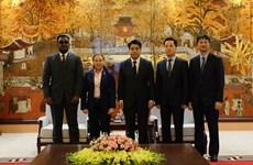Intercambio cultural, pilar de cooperación entre Hanoi y Malasia