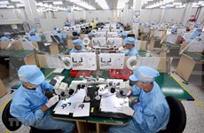 COVID-19 afecta a 13 áreas industriales de Tailandia