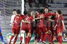 Selección masculina de fútbol de Vietnam jugará amistoso con Kirguistán