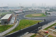 Promueven potencialidades turísticas de Vietnam a través de la carrera F1