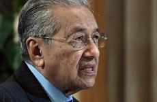 Mahathir permanecerá como premier de Malasia hasta después de APEC en noviembre